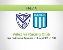 Vélez vs Racing Club