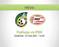 Fortuna vs PSV