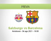 Salzburgo vs Barcelona