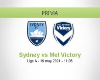 Pronóstico Sydney Mel Victory (19 mayo 2021)