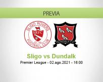 Pronóstico Sligo Dundalk (02 agosto 2021)