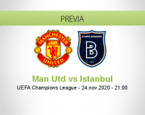 Man Utd vs Istanbul