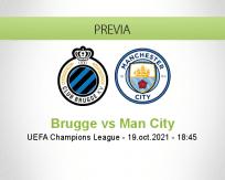 Brugge vs Man City