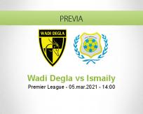 Pronóstico Wadi Degla Ismaily (05 marzo 2021)