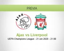 Ajax vs Liverpool