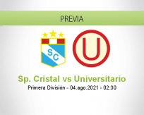 Sp. Cristal vs Universitario