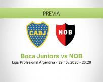Boca Juniors vs NOB