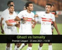 Pronóstico Ghazl Ismaily (23 enero 2021)