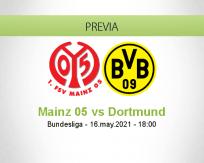 Mainz 05 vs Dortmund