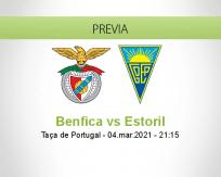 Benfica vs Estoril