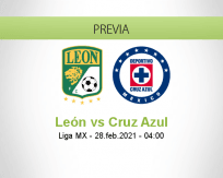 León vs Cruz Azul