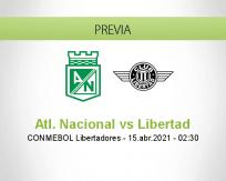 Pronóstico Atl. Nacional Libertad (14 abril 2021)