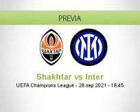 Shakhtar vs Inter