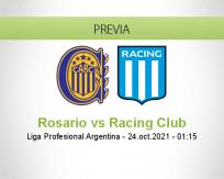 Rosario vs Racing Club