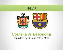 Cornellà vs Barcelona