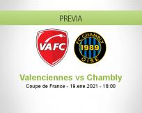 Valenciennes vs Chambly