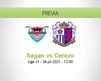 Pronóstico Sagan Cerezo (24 julio 2021)
