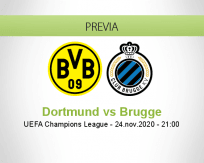 Dortmund vs Brugge