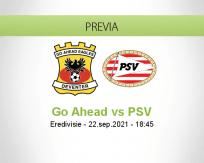 Go Ahead vs PSV