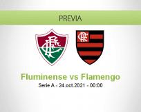 Pronóstico Fluminense Flamengo (23 octubre 2021)