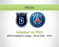 İstanbul Başakşehir vs PSG