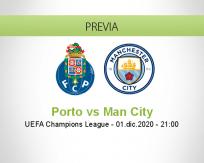 Porto vs Man City