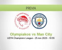 Olympiakos vs Man City