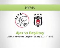 Ajax vs Beşiktaş