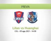 Lifan vs Huanghai