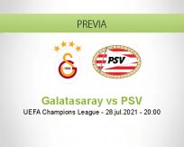 Galatasaray vs PSV
