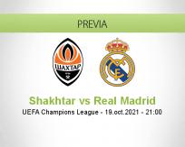 Shakhtar vs Real Madrid