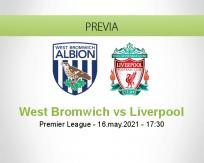 West Bromwich vs Liverpool