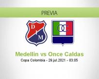 Medellín vs Once Caldas