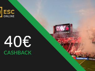 River Plate vs Boca Juniors - Cashback
