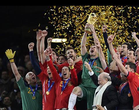 Espanha e Holanda: A Final do Mundial 2010 na fase de grupos do Mundial 2014