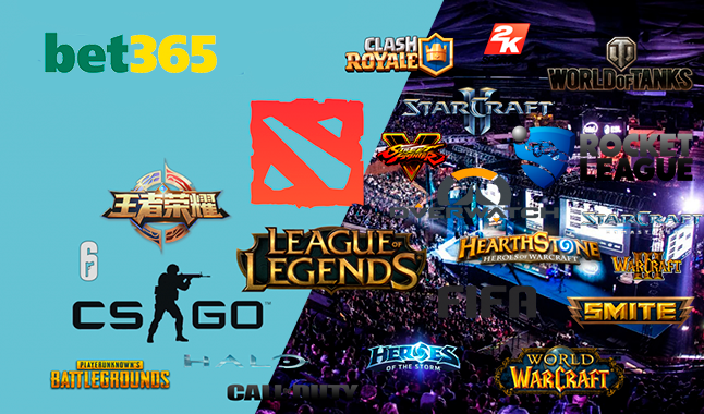 Current ongoing Esports tournaments for you to bet on!