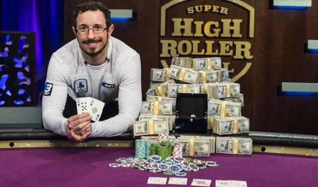 Estrella del póquer: Brian Rast