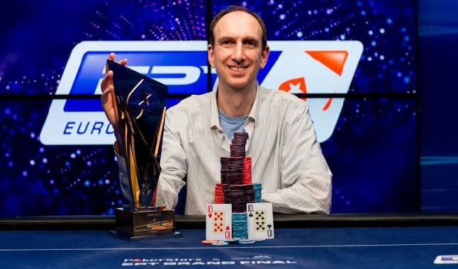 Estrella del Póquer: Erik Seidel