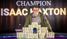 Estrela do Poker: Isaac Haxton