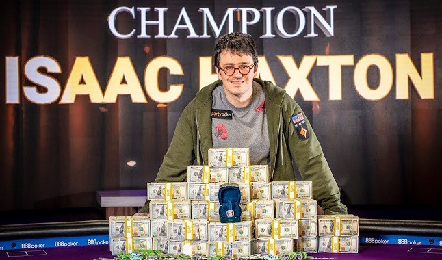 Poker Star: Isaac Haxton