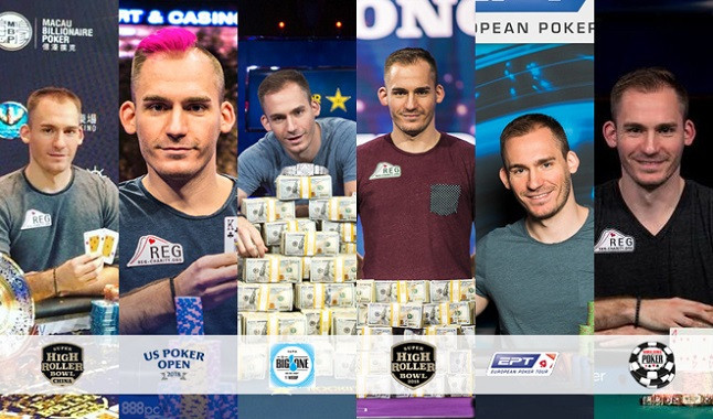 Estrela do Poker: Justin Bonomo