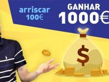 Explicação Paulo Rebelo: como arriscar 100€ e GANHAR 1.000€? [caso prático]