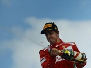 Apostas F1 - Alonso lançado no Mundial de Pilotos após vitória em Hockenheim