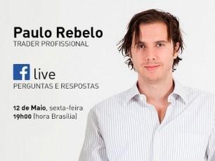 Dúvidas de apostas esportivas com Paulo Rebelo ao vivo no facebook
