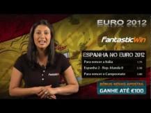 FantasticWin Desporto - Espanha no Euro 2012