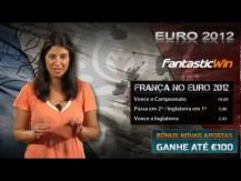 FantasticWin Desporto - França no Euro 2012