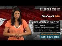 FantasticWin Desporto - Inglaterra no Euro 2012