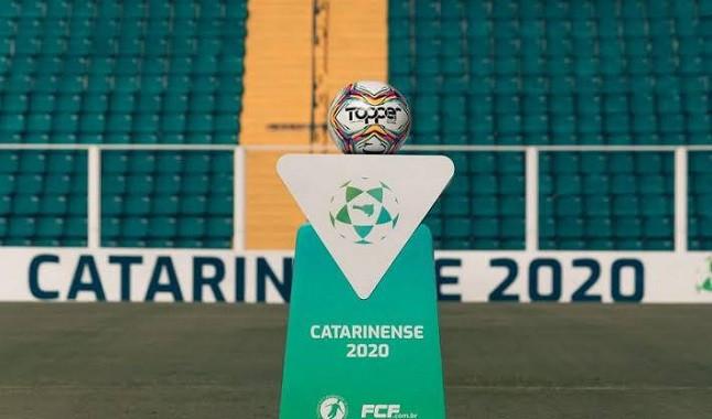 FCF confirma retorno do Campeonato Catarinense para Julho