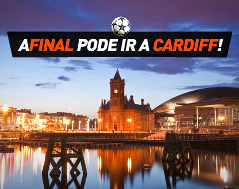 (A)final pode ir a Cardiff com a Bet.pt