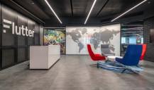 Flutter Entertainment abre escritório de US$ 20 milhões